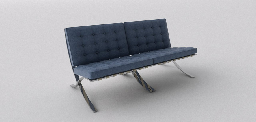 What architecture denim sofa for Sofas comodos barcelona